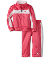 Puma Kids - Printed Colorblock Stripe Tricot Set (Infant)
