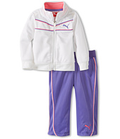 Puma Kids - Puma Color Block Yoke Tricot Set (Infant)