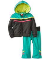 Puma Kids - Color Block Hoodie w/ Contrast Taping (Infant)