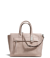 COACH - Bleecker Leather Pocket Carryall