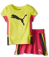 Puma Kids - PUMA® Cat Color Block Skort Set