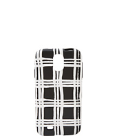 COACH - Painted Plaid TPU Smartphone Case