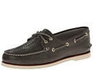 Sperry Top-Sider - Gold A/O Woven (Grey)