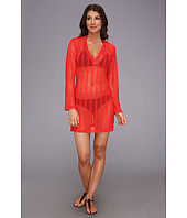 Luli Fama - Pasion Y Arena Plunge Dress Cover-Up