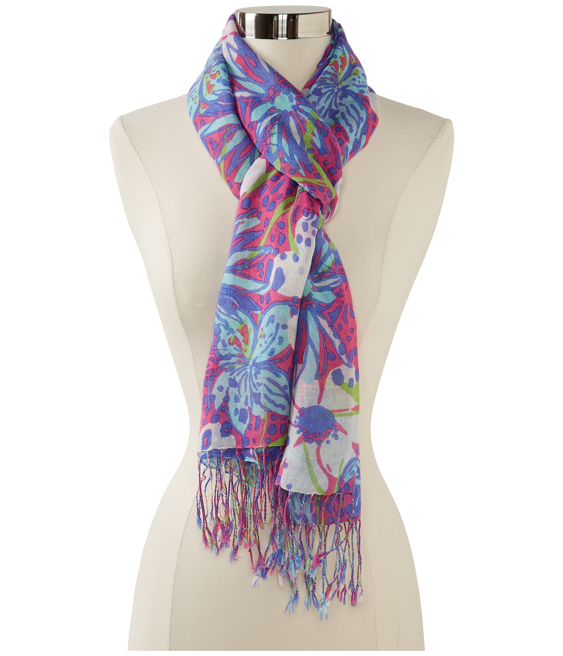 Details about Lilly Pulitzer Murfee Scarf - LETS CHA CHA $ Cashmere silk. Lilly Pulitzer Murfee Scarf - LETS CHA CHA $ Cashmere silk | Add to watch list. Buyers may be subject to additional charges for customs clearance. Visit eBay's page on international trade. Item location: China, China. .