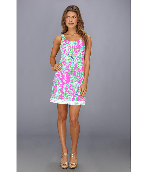 Eaton Shift, Pop Pink Southern Charm by Lilly Pulitzer