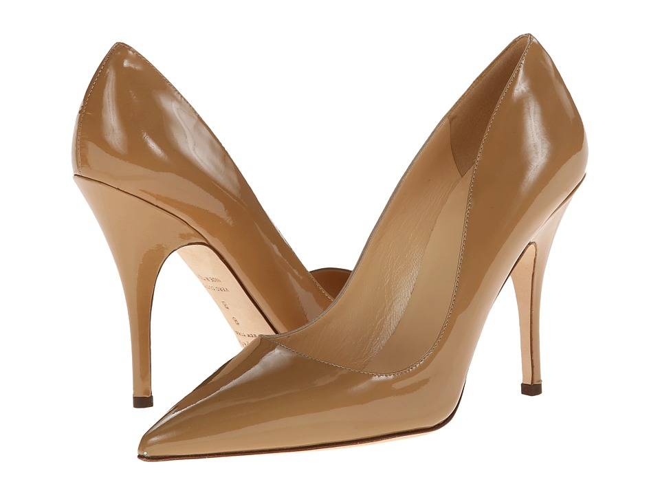 Kate Spade New York Licorice (New Camel) High Heel Shoes