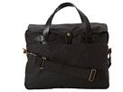 Filson Tin Cloth Original Briefcase (Black)
