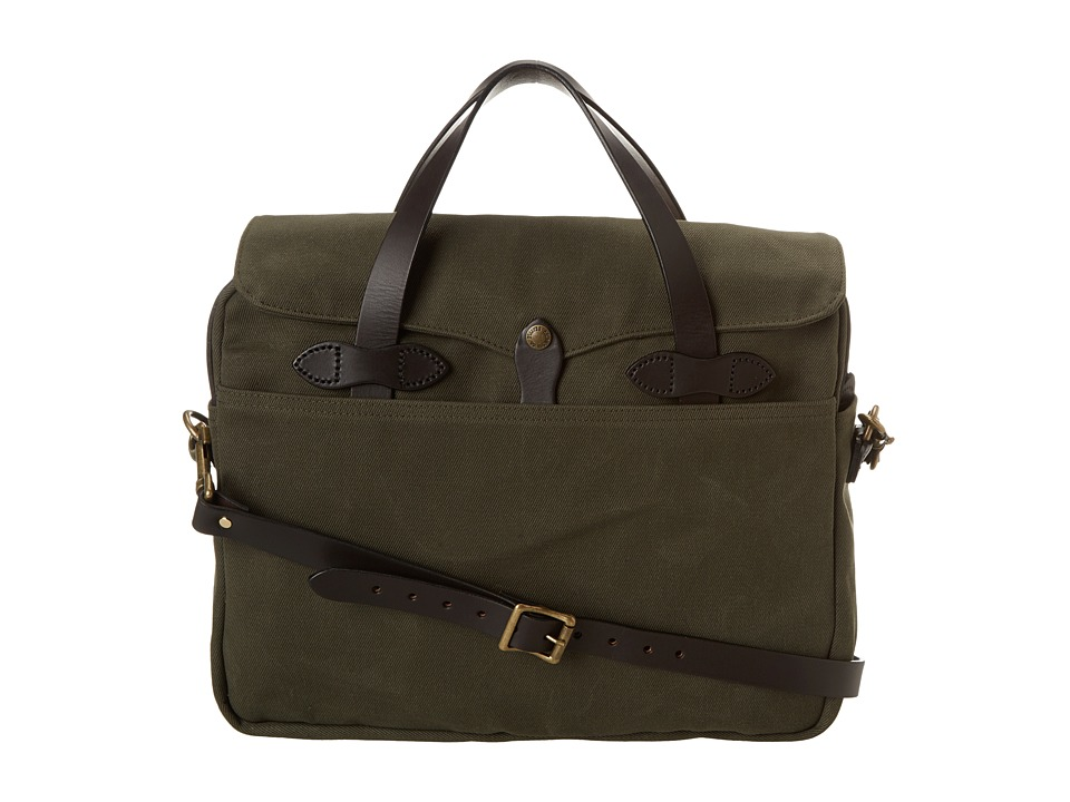 Filson - Original Briefcase (Otter Green) Briefcase Bags