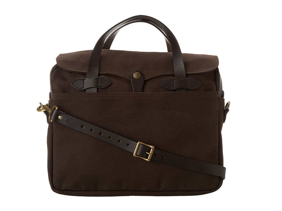 Filson Original Briefcase Brown Briefcase Bags