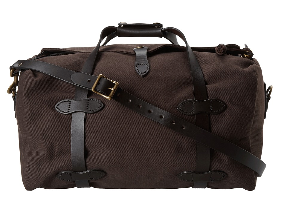 Filson - Small Duffle Bag (Brown) Duffel Bags