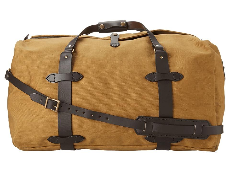 Filson - Medium Duffle Bag (Tan) Duffel Bags