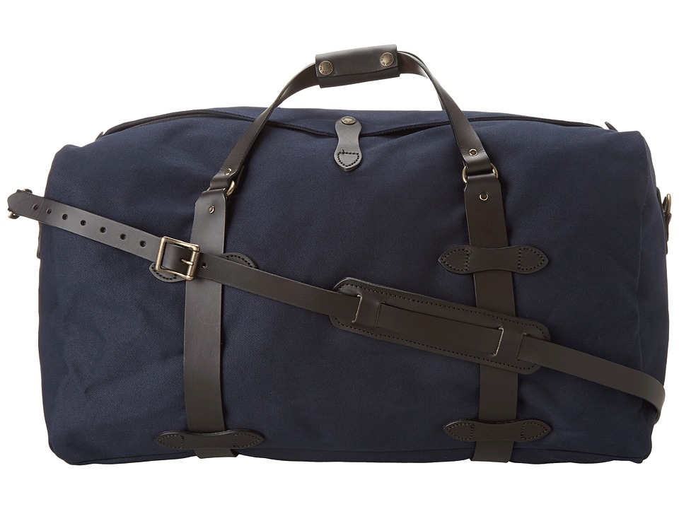 Filson - Medium Duffle Bag (Navy) Duffel Bags