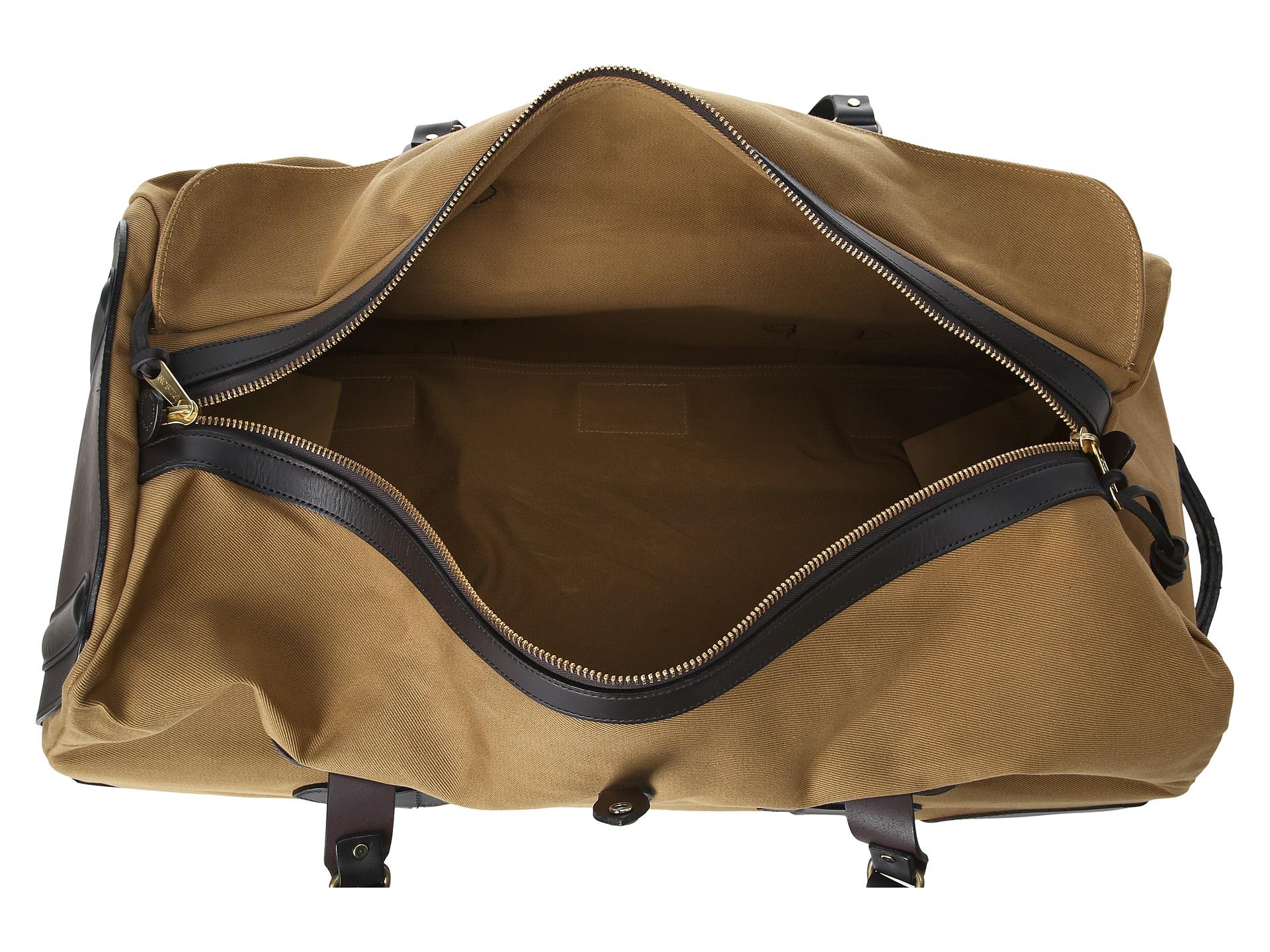 Filson Large Wheeled Duffle Bag Shipped Free At Zappos