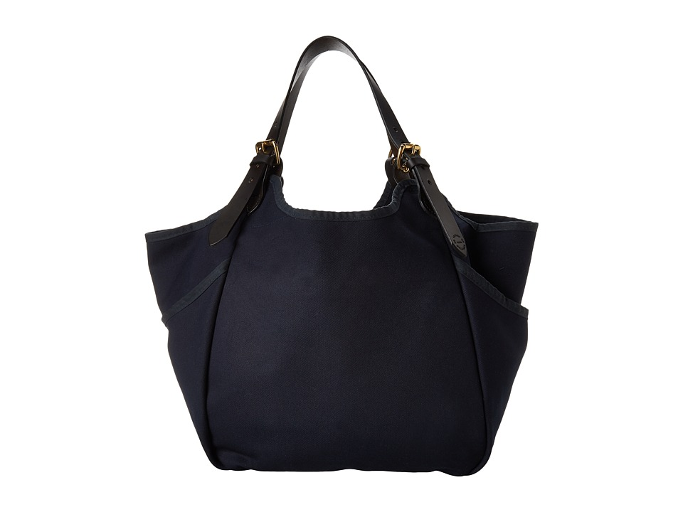 Filson Twill Carry All Navy Tote Handbags