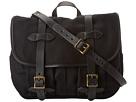 Filson Wool Medium Field Bag (Black)