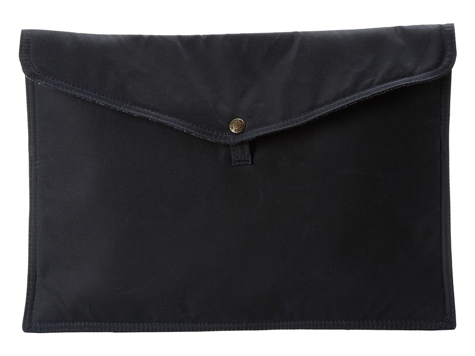 Filson - Tweed Computer Sleeve (Navy) Computer Bags