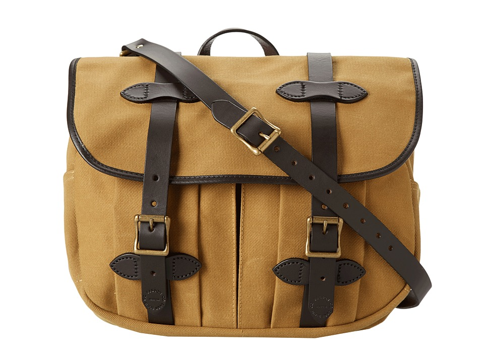 Filson - Medium Field Bag (Tan) Bags