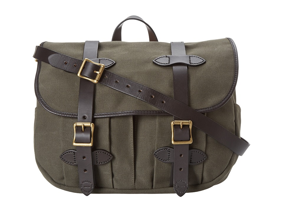 Filson - Medium Field Bag (Otter Green) Bags