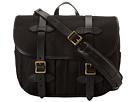 Filson Medium Field Bag (Black)