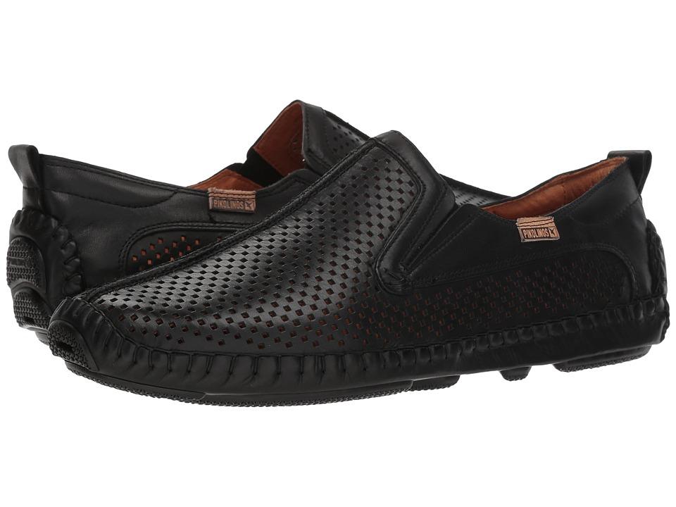 Pikolinos - Jerez 09Z-6511 (Black) Mens Shoes