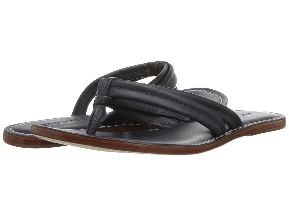 Bernardo Miami (Navy Nappa/Navy Nappa) Sandals