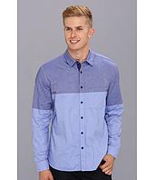 Elie Tahari  Color Blocked Steve Shirt J202P504  image
