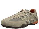 Geox - Uomo Snake 94 (Beige/Dark Orange)