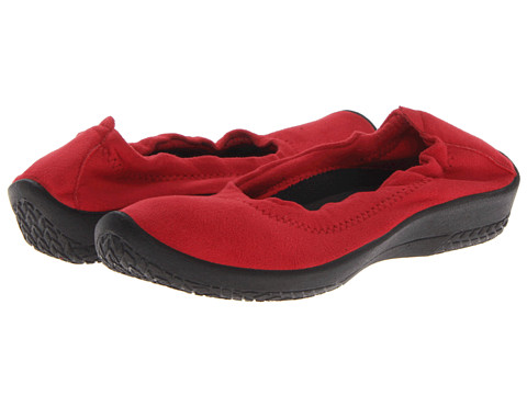 Arcopedico - L15D (Red 2) - Footwear