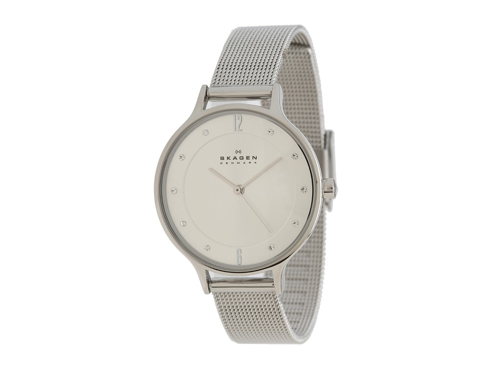 Skagen Albuen Silver Analog Watches