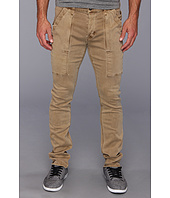 Hudson - Shay Slouchy Skinny Trouser in Sunfaded Honey