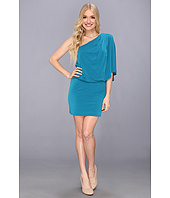 Jessica Simpson - One-Shoulder Mini Dress