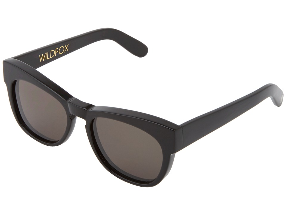 Wildfox Winston Black Fashion Sunglasses
