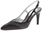Bottega Veneta - Sling Pump (Medium Grey/Nero) - Footwear