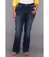 Jag Jeans Plus Size - Plus Size Austin Boot in Pure Indigo