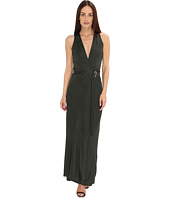 Calvin Klein Collection - Long Wrap Dress