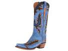 Lucchese - L4728 (Destroyed Blue Goat) -