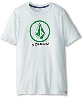 Volcom Kids - Circle Staple S/S Tee (Big Kids)