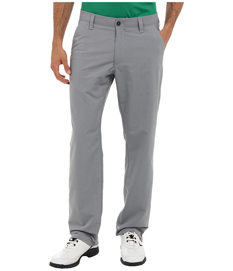 Under Armour Golf UA Match Play Pant - Steel/True Gray Heather/Steel