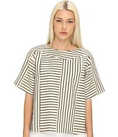 See by Chloe - S/S Top w/ Back Zipper