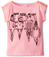 Little Marc Jacobs - Reverse Stitch Parrot Print Tee (Toddler/Little Kids)