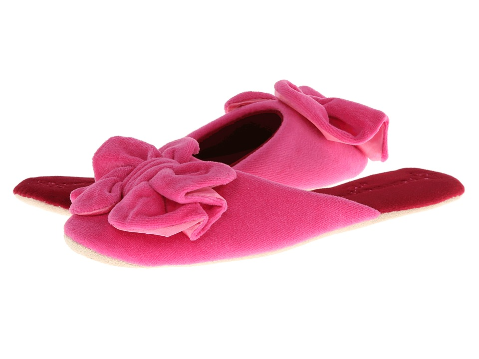 Patricia Green Betty Hot Pink Womens Slippers