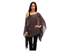 Missoni - Rafaella Poncho (Navy/Pink) - Apparel at Zappos.com