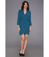 Christin Michaels - Raven Long Sleeve Dress