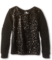 Little Marc Jacobs - L/S Top With Sequin Front (Toddler/Little Kids)
