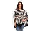Missoni - Angelica Poncho (Black) - Apparel at Zappos.com