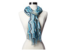 Missoni - Noemi Scarf (Blue) - Accessories at Zappos.com