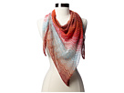 Missoni - Riccarda Shawl (Pink/Blue) - Accessories at Zappos.com