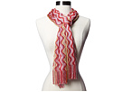 Missoni - Matilde Scarf (Pink) - Accessories at Zappos.com