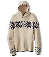 United Colors of Benetton Kids - Boys' Fairisle Sweater Hoodie (Toddler/Little Kids/Big Kids)